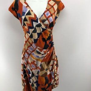 Tracy Reese Midi Dress size 6